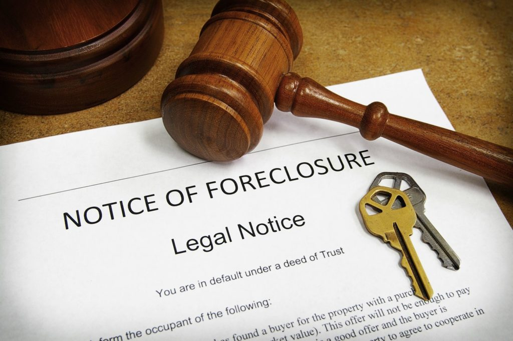 Foreclosure and Oklahoma Bankruptcy